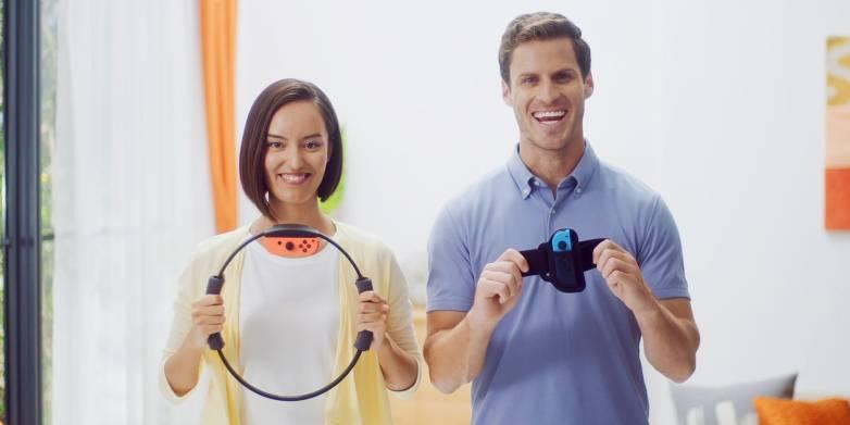 Nintendo Ring Fit Adventure Preorder