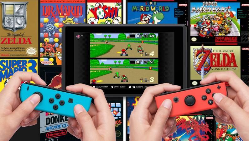 Nintendo Switch Online SNES games