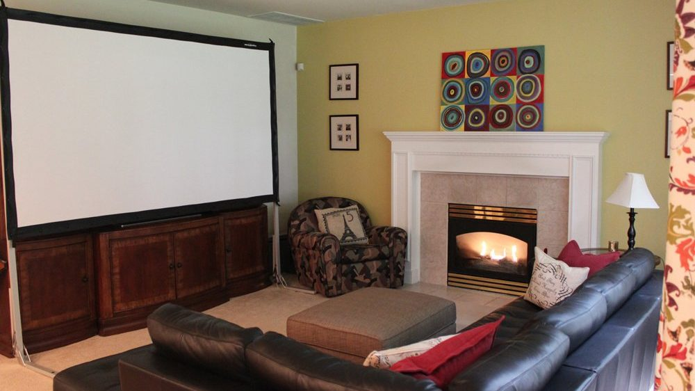 Best Projector Screen for Your Home Theater