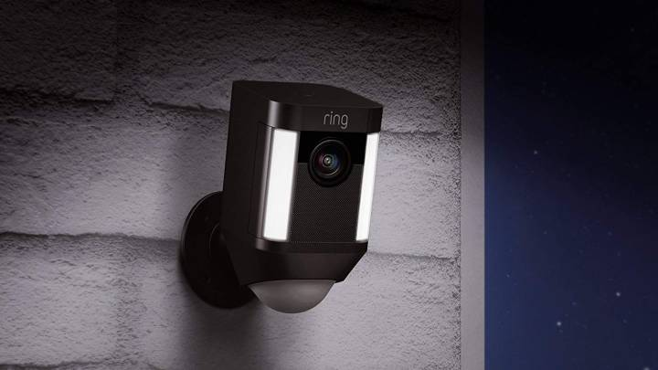 Illuminate your front door, thanks to Woot!'s deal on the Ring Spotlight Cam