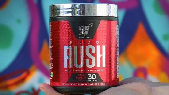 Best Pre-workout Supplement