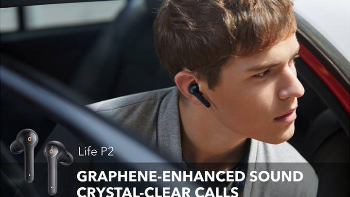 Anker True Wireless Earbuds