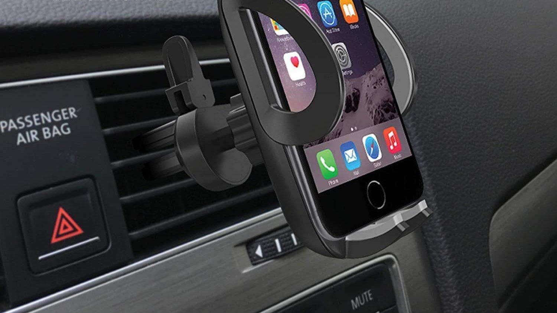 Meilleur support de téléphone de voiture de berceau