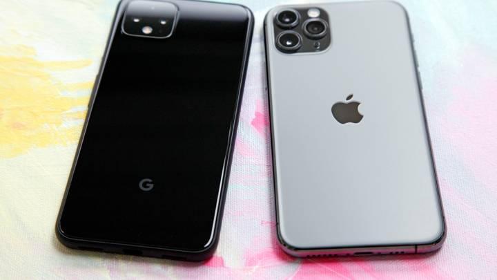 Pixel 4 XL vs. iPhone 11 Pro Max