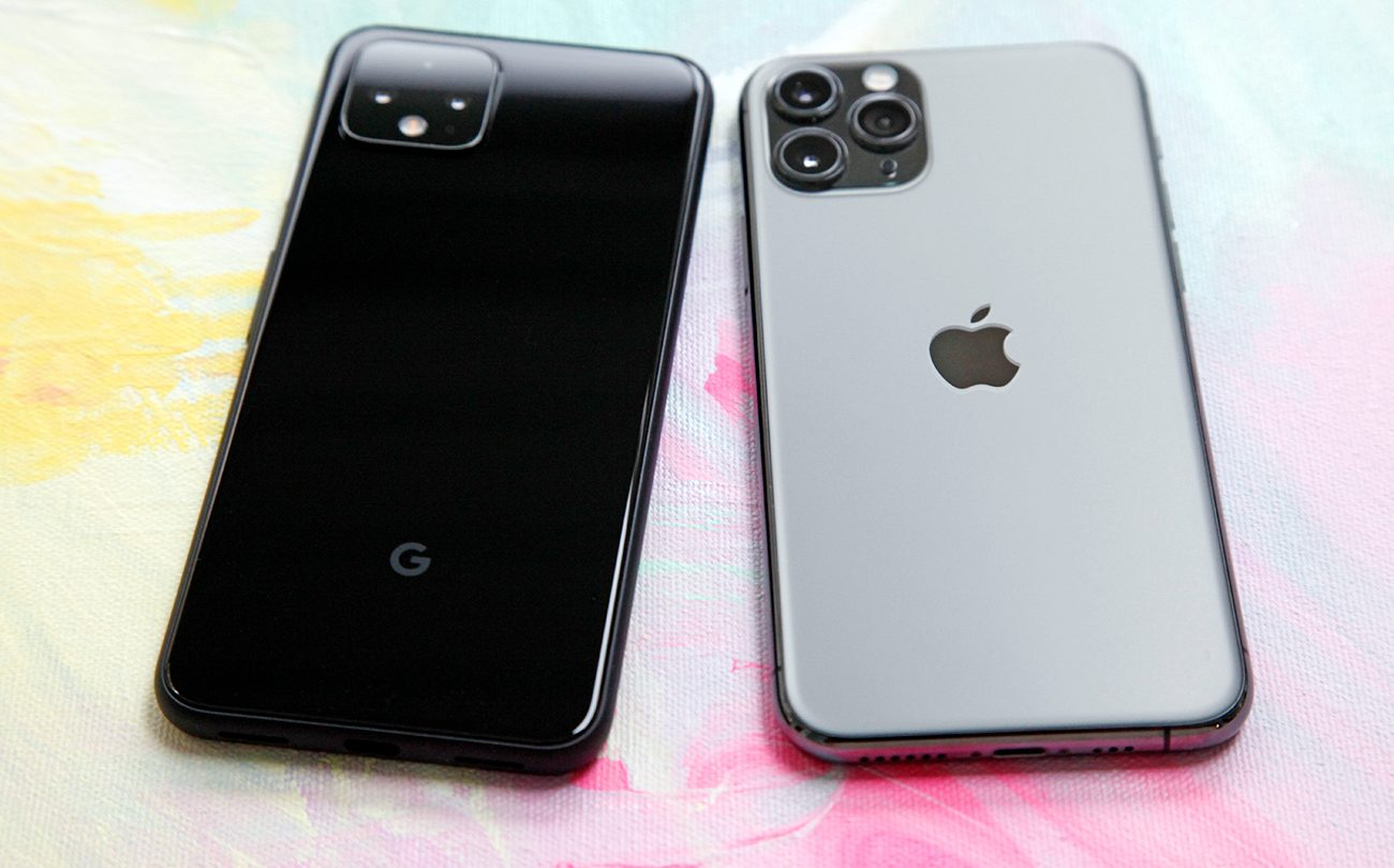 iPhone vs. Pixel