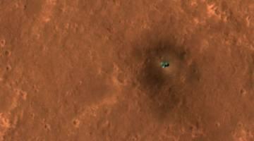 mars orbiter photos