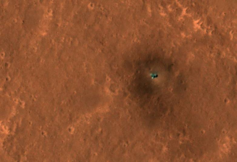 mars orbiter photos