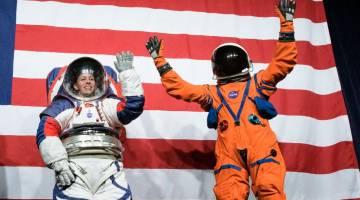new nasa spacesuits