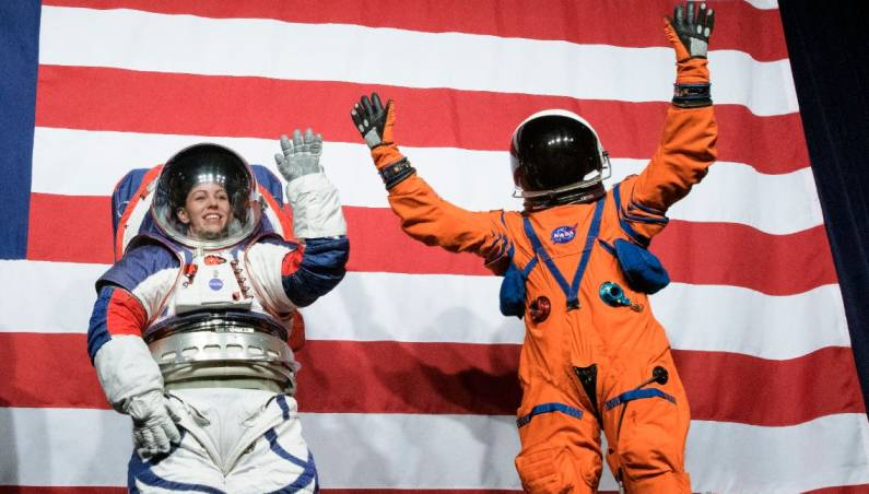 new nasa spacesuits