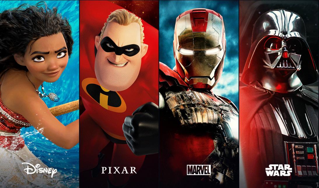 Disney Plus Shows List