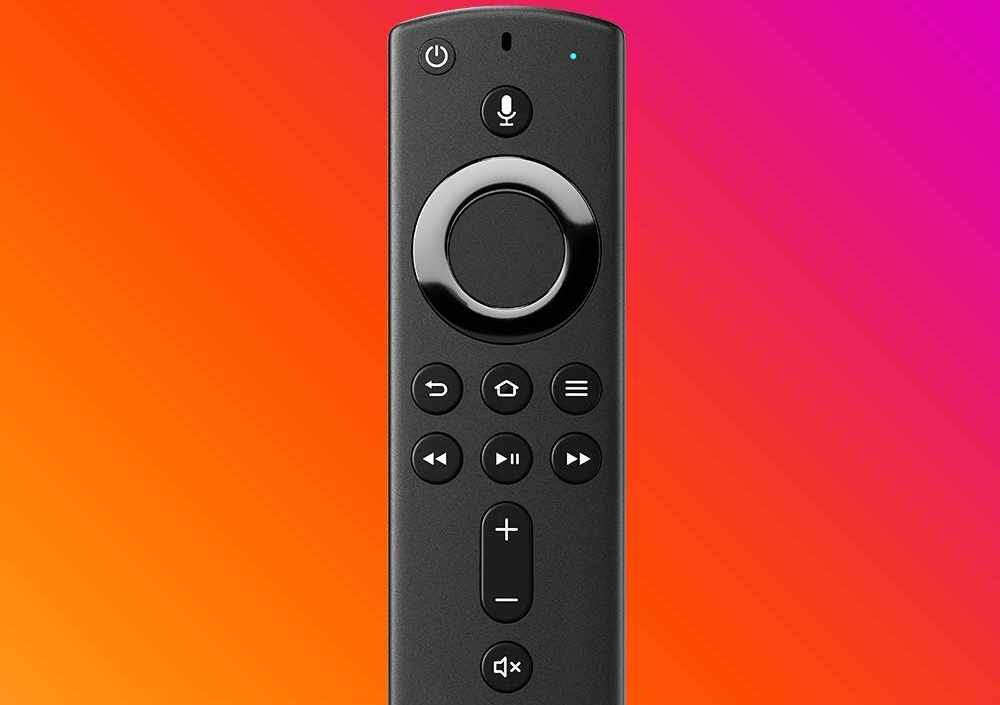 Fire TV Stick 4K Remote