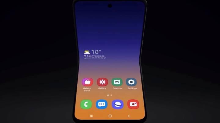 Galaxy Fold screen protector