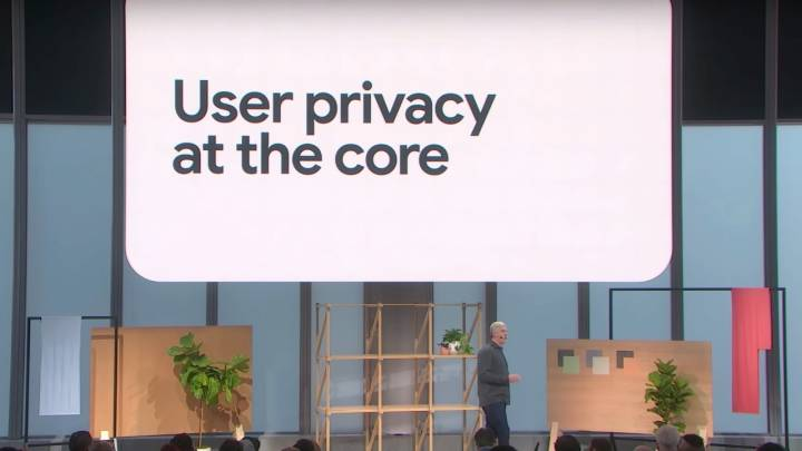 Google Privacy Features
