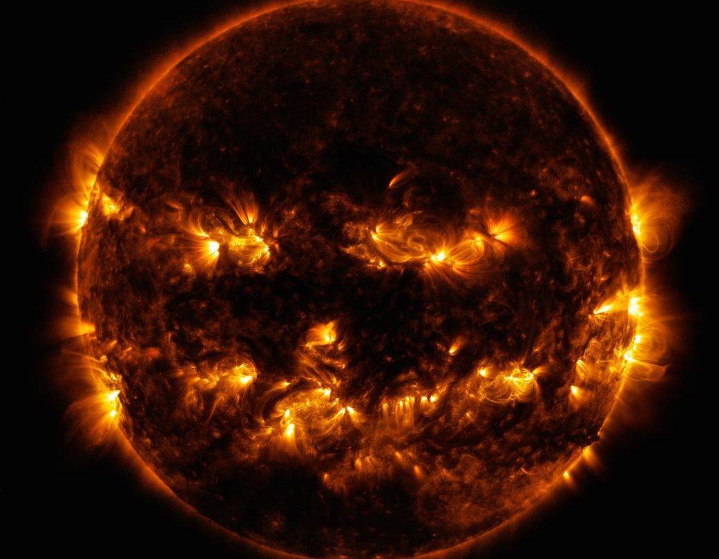 solar minimum 2020