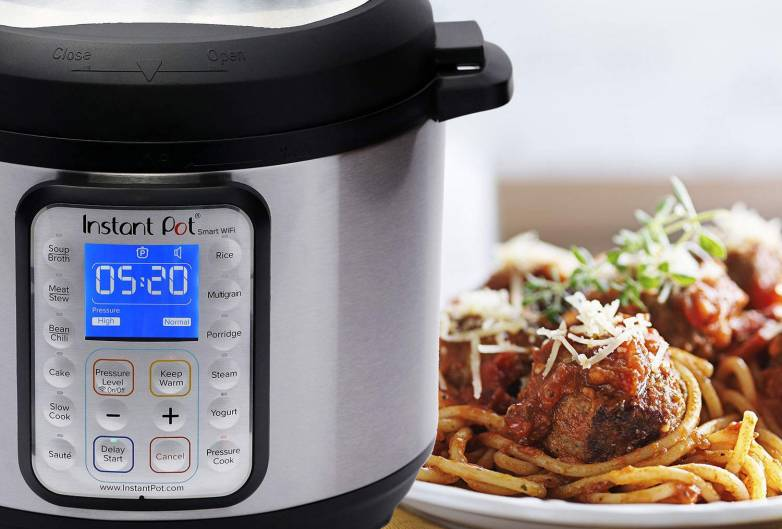 Instant Pot With Alexa
