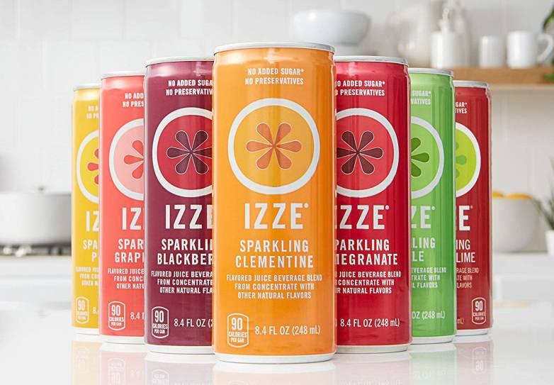 IZZE Sparkling Juice Sale