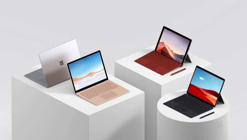 Microsoft Surface 2019 event