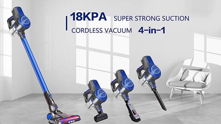 Best Cordless Vacuum Amazon