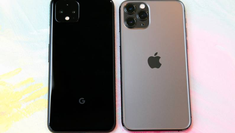 iPhone 11 Pro Max vs. Pixel 4 XL