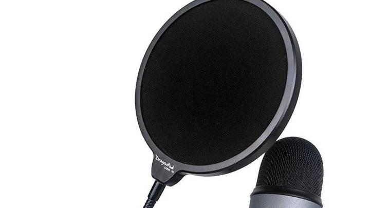 Best Microphone Windscreen and Pop Filter