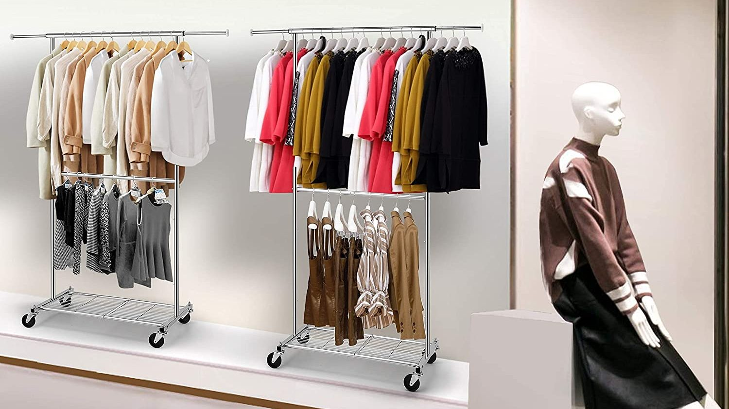 Best Two-Tiered Rack