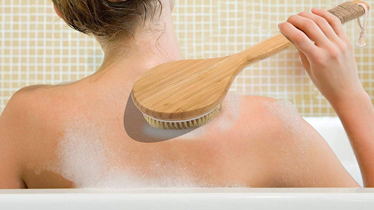 Best Massaging Brush