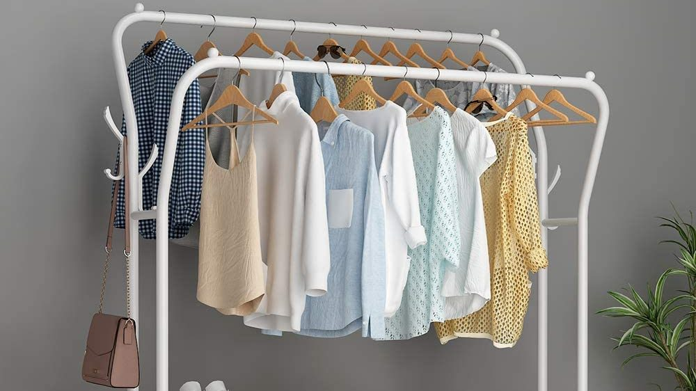 Best Double Clothing Rack