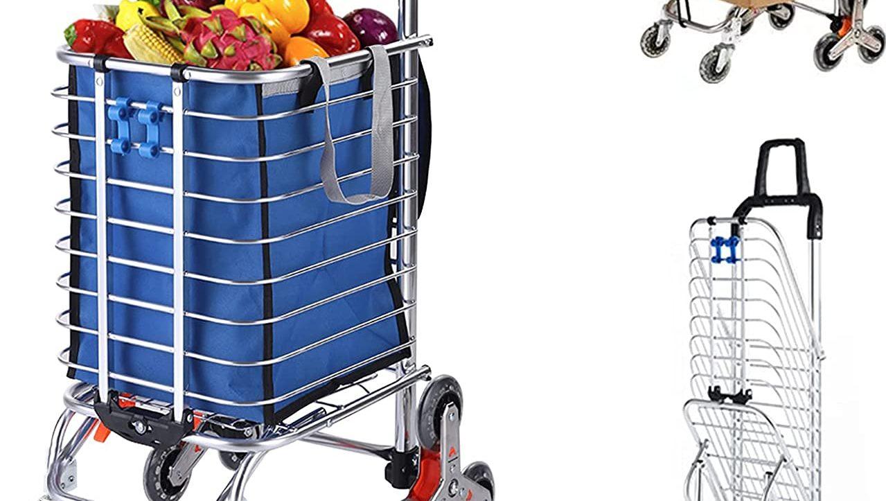 Best Rolling Grocery Cart