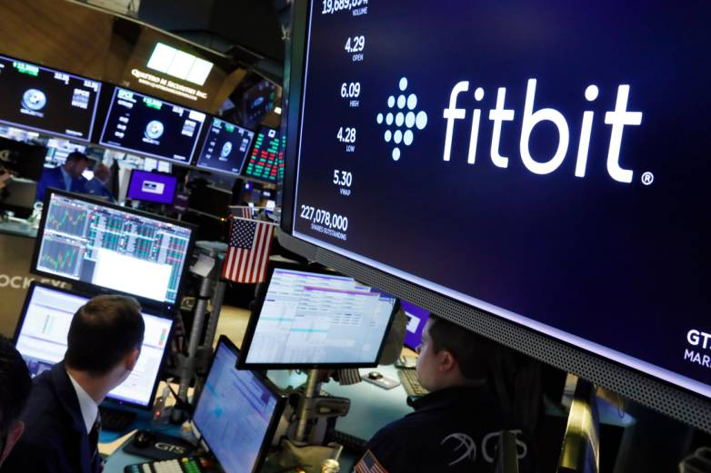 Fitbit acquisition