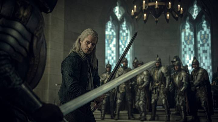 The Witcher books