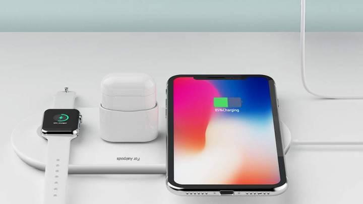 Multi-Device Wireless Charging Pad