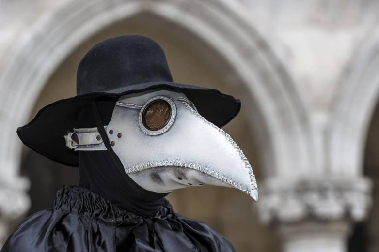 plague in china