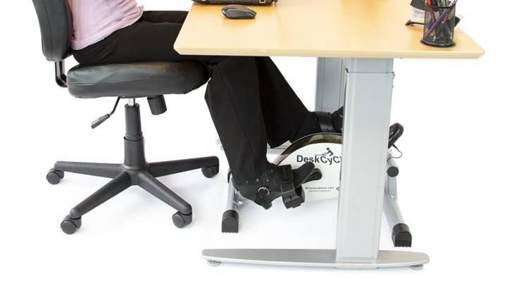 Best Under the Desk Exercise Equipment