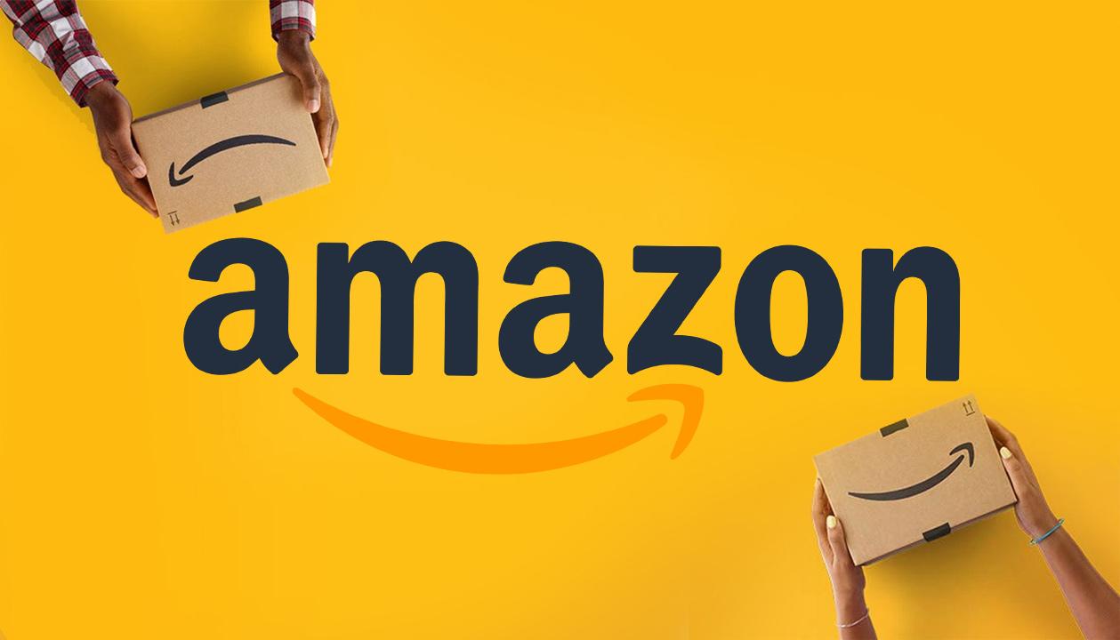 Amazon Logo Sign