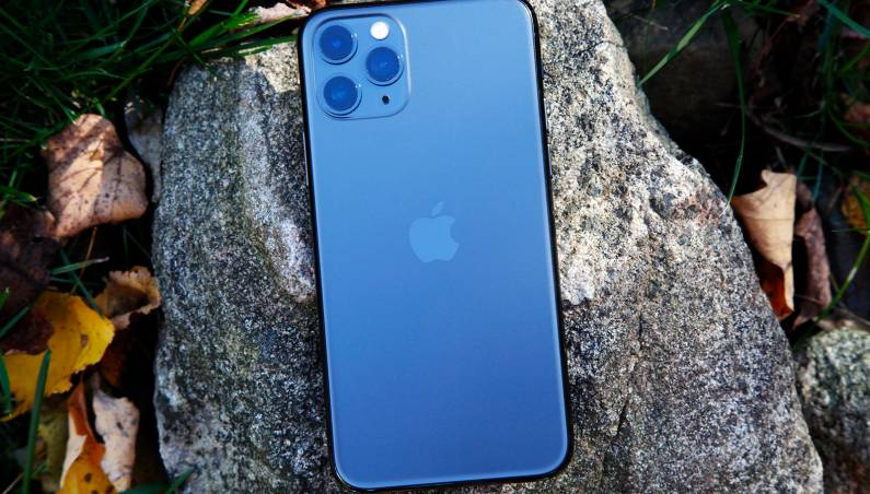 iPhone 11 Pro Radiation