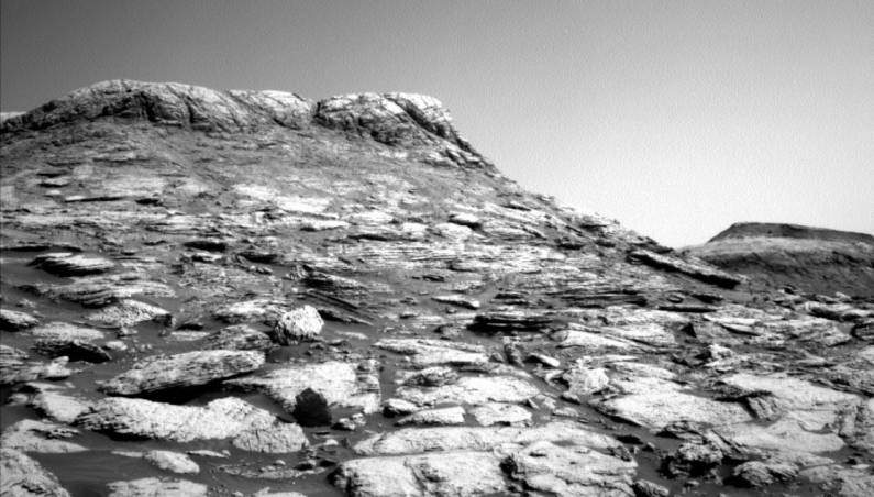 curiosity rover images