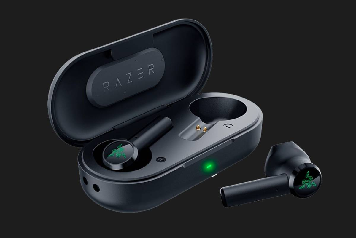 Hammerhead True Wireless Earbuds Review Razer Takes Aim At Apple S Airpods Bgr