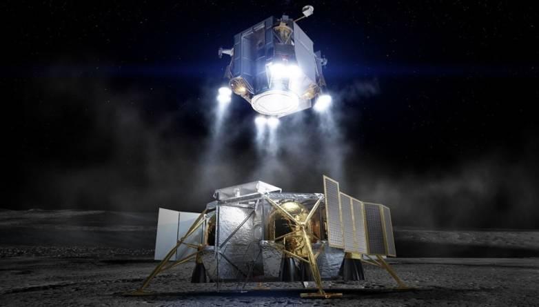 moon 2024 lander