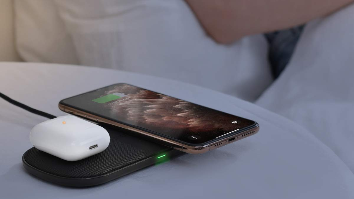 CHOETECH Dual Charger