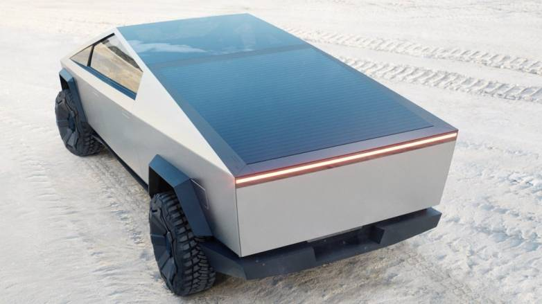 Tesla Cybertruck Video