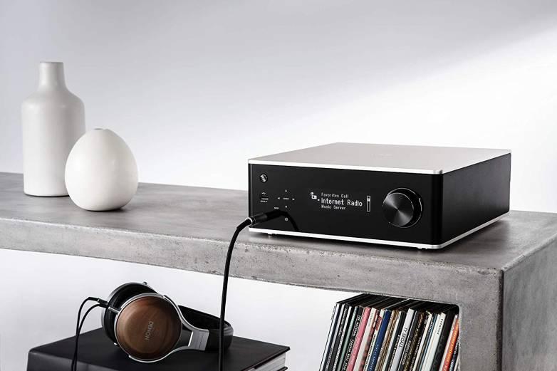 Network Audio Amplifier