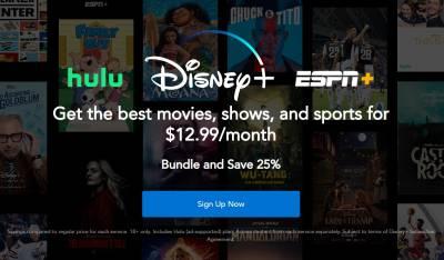 Disney+ and Hulu
