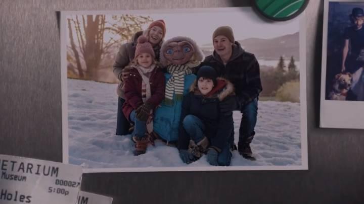 E.T. sequel