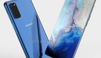 Galaxy S11 Leaks
