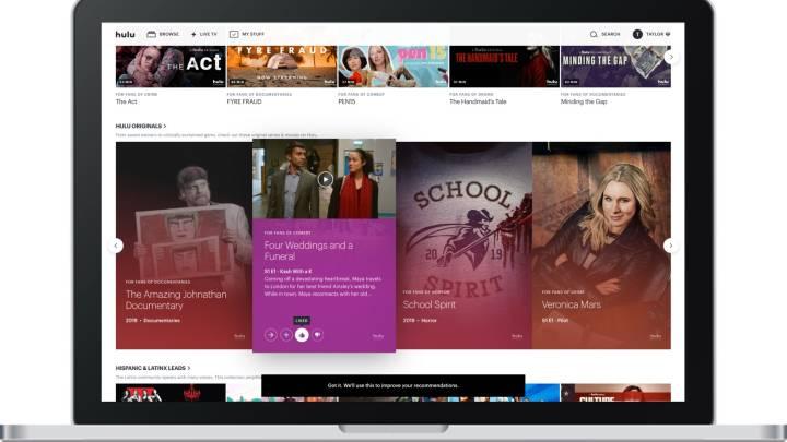 Hulu Live TV price increase