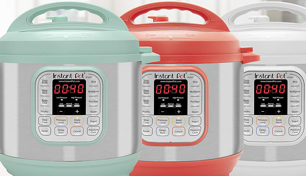 Instant Pot DUO Red 60 Price