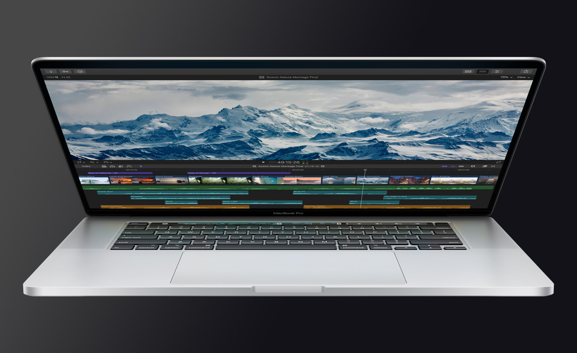 Apple warns that you could break your MacBook display with a camera cover
