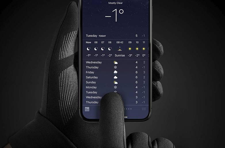 Best Touchscreen Gloves