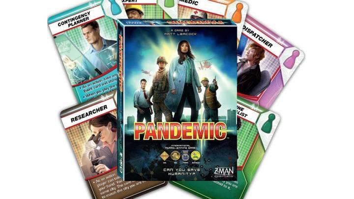 Pandemic Board Game Amazon