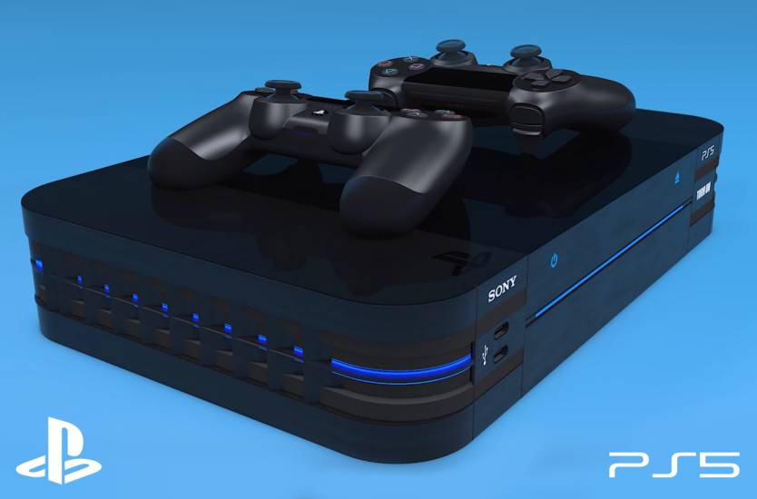Sony S Playstation 5 Design Is Still A Mystery So Someone Made The Ps5 Concept Of Our Dreams Bgr
